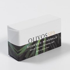 Spa Seaweed Minerals натуральне оливкове мило, 250г, Olivos