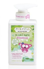 Піна для ванн Солодкі бульбашки, Sweetness Bubble Bath, 300мл, Jack n 'Jill