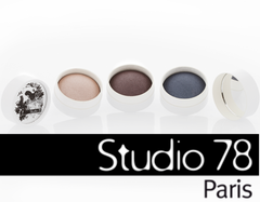Тіні для повік, 2.5 г, Studio 78 Paris