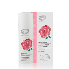 Крем для рук Дамаська Роза Damask Rose Hand Cream, 50мл, Green People