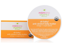 Масло проти розтяжок Oh Baby! Belly Butter, 70г, Mambino Organics